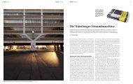 Die Nürnberger Versandmaschine - Bauwelt