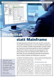 Fallstudie - SoftwareLoft IT-Solutions GmbH