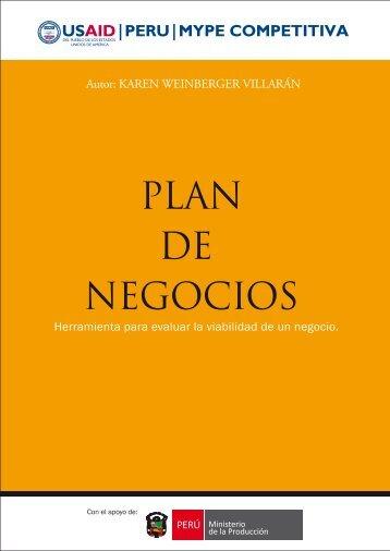 2) Plan de Negocios - CRECEmype