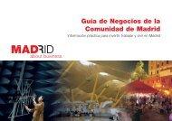 Guía De Negocios De La Comunidad De Madrid - PromoMadrid