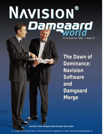 The Dawn of Dominance: Navision Software and ... - Matriks