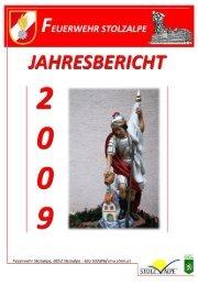 Jahresbericht 2009 - LKH Stolzalpe