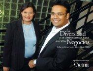 Negocios Diversidad - Aetna