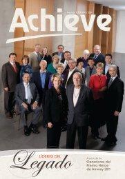 héroe - Amway Achieve Magazine