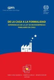 De la casa a la - OIT en América Latina y el Caribe - Organización ...