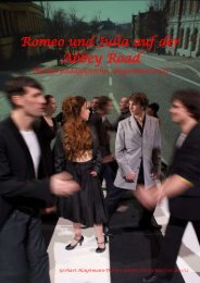 Romeo und Julia auf der Abbey Road(ca - Theater Görlitz