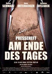 AM ENDE DES TAGES - Presseheft - Austrianfilm