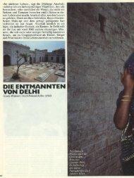 Bericht aus Tages Anzeiger Magazin vom 13. Juni - Transpersona