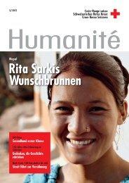 rita Sarkis Wunschbrunnen Nepal - Schweizerisches Rotes Kreuz