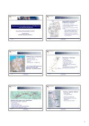 Experiences in the implementation of ERTMS/ETCS from German ...
