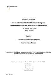Teil IV - Europäisches Naturschutzrecht - Natura 2000