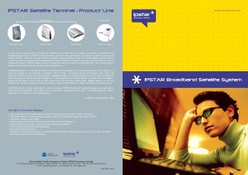 IPSTAR Broadband Satellite System