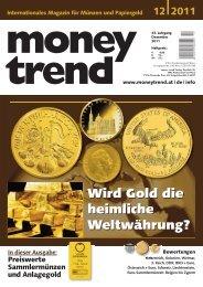 Münzen - Money Trend