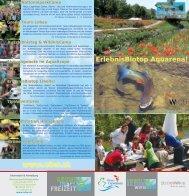 ErlebnisBiotop Libella! Umweltstation Honigbiene - Grüne Insel