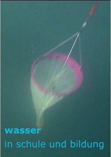 wasser in schule und bildung - phytoplankton.info