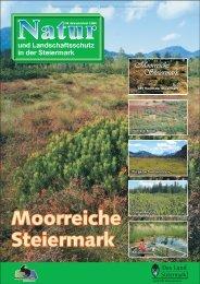 Moorreiche Steiermark