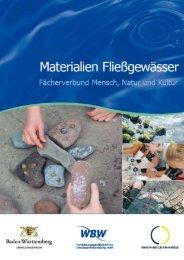 Materialien Fließgewässer - VFG