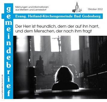 Wir gratulieren herzlich zum Geburtstag - Evangelische Heiland ...