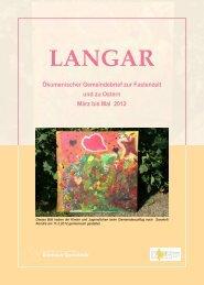 LANGAR - Deutschsprachige Protestantische Kirchengemeinde ...