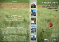 Herzliche Einladung - Evangelische Pastorationsgemeinschaft ...