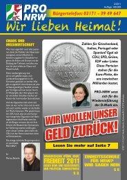 wir lieben Heimat ! - PRO NRW Recklinghausen