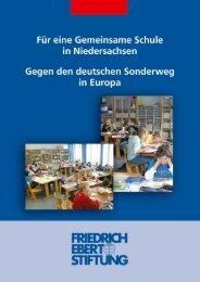 Für eine gemeinsame Schule in Niedersachsen - Bibliothek der ...