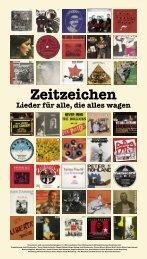 Zeitzeichen (24) - Lied und soziale Bewegungen e.V.