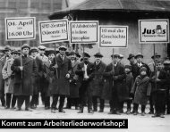 Das Einheitsfrontlied - Jusos NordWest Hannover