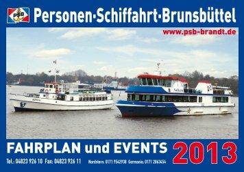 Elbtraumschiff Nordstern - Personenschifffahrt Thorge Brandt