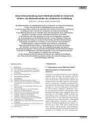 Huber, S. G. & Hader-Popp (2007). Unterrichtsentwicklung durch