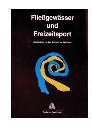 Fließgewässer und Freizeitsport - Der Deutsche Olympische ...