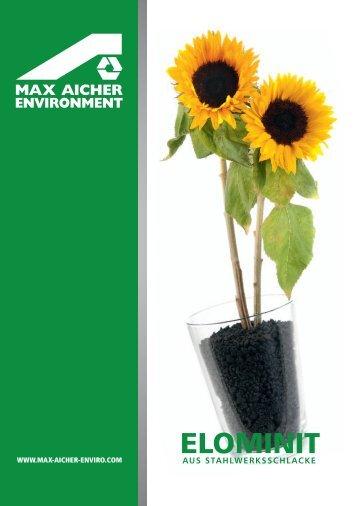 ELOMINIT - Max Aicher Umwelt