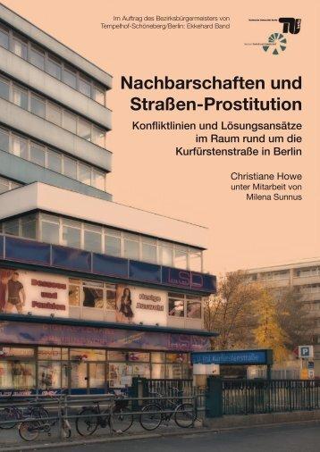 Nachbarschaften und Straßen-Prostitution - TU Berlin