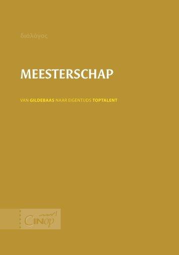 MEESTERSCHAP - Cinop