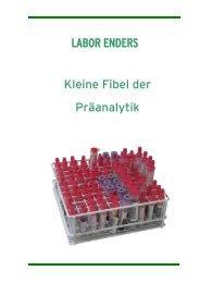 Parameter aus Citratblut - Labor Enders & Partner