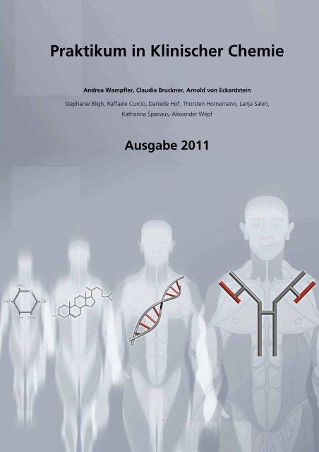 Praktikum in Klinischer Chemie - Institut für Klinische Chemie ...