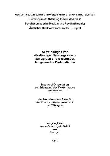 Seifert, Anna - TOBIAS-lib - Universität Tübingen