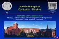 Kein Folientitel - Ernst-Moritz-Arndt-Universität Greifswald