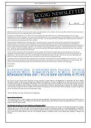 June 2012 - Sutton Coldfield Grammar School for Girls