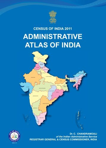 ADMINISTRATIVE ATLAS OF INDIA - Munger District Website