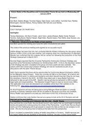 ECC notes 20 jan 10.doc - Coventry Partnership