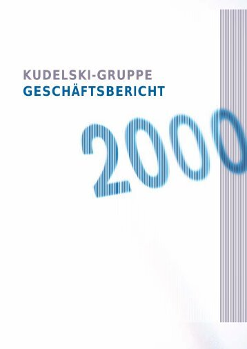 KUDELSKI-GRUPPE GESCHÄFTSBERICHT - Kudelski Group