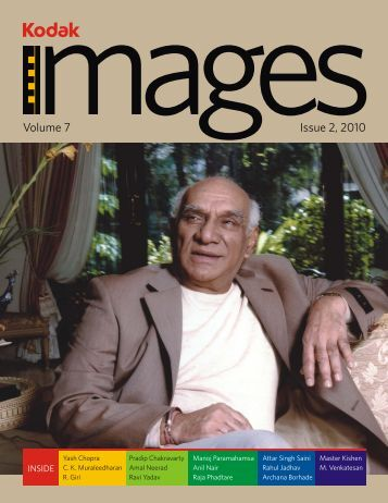 Issue 2, 2010 Volume 7 - Kodak