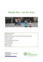 Bende Sira – Ich bin dran - SOS Kinderdorf