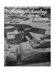Indian Archaeology 1979-80 A Review - Archaeological Survey of ...