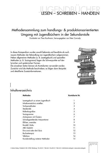 Beispiel Zum Buchseitenquiz Zu Alter John Von Peter Härtling