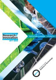 Innovation - The Malta Council for Science & Technology