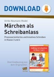DOWNLOAD Märchen als Schreibanlass - Netzwerk Lernen