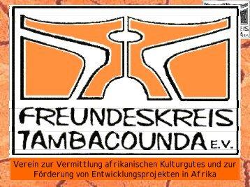 Verein zur Vermittlung afrikanischen Kulturgutes und zur Förderung ...