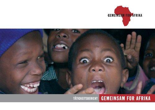 Kampagnenjahr 2006 - Gemeinsam für Afrika